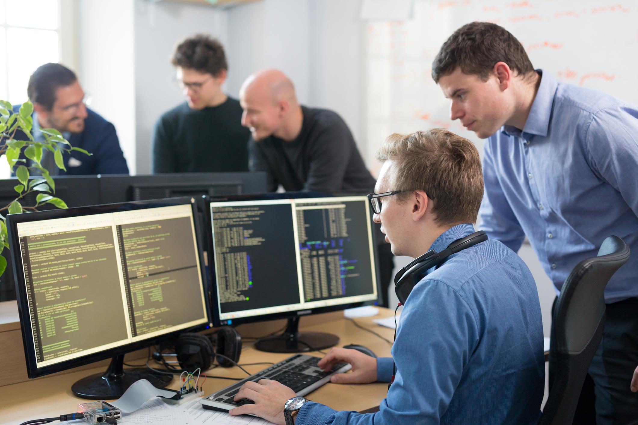 Full Stack Dev Workstation Full-Stack Web Developer